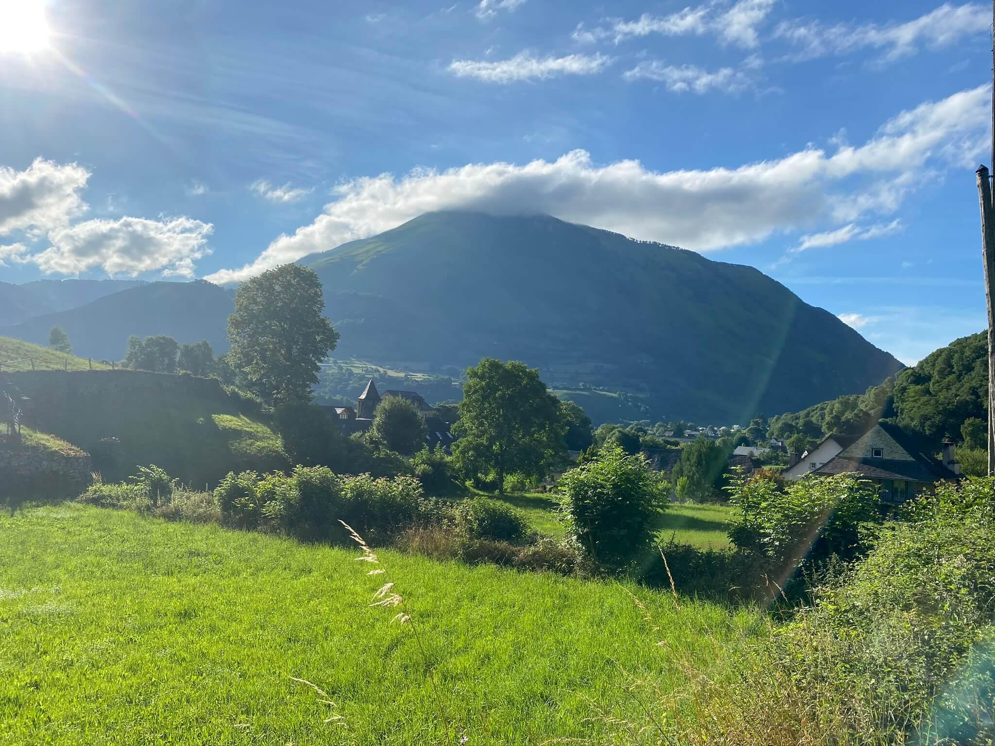 Le Layens, un sommet facile d'accès en vallée d'Aspe