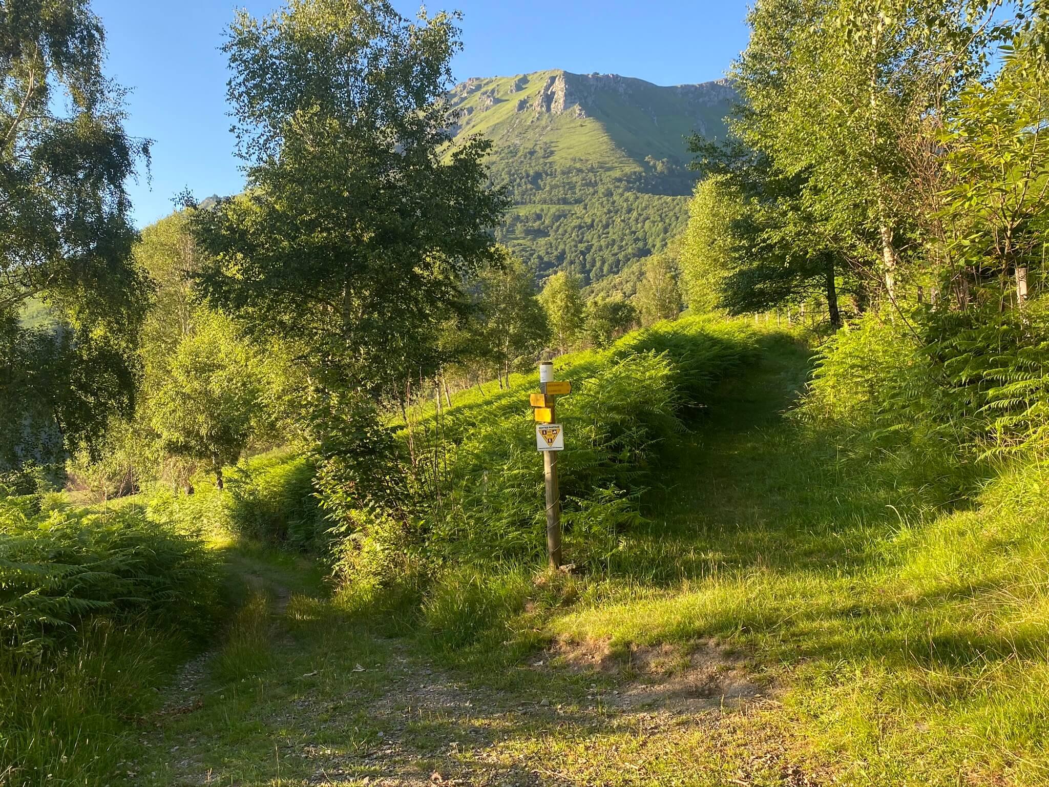 Les sentiers sont empruntés par les randonneurs, les VTT et les balades à cheval.